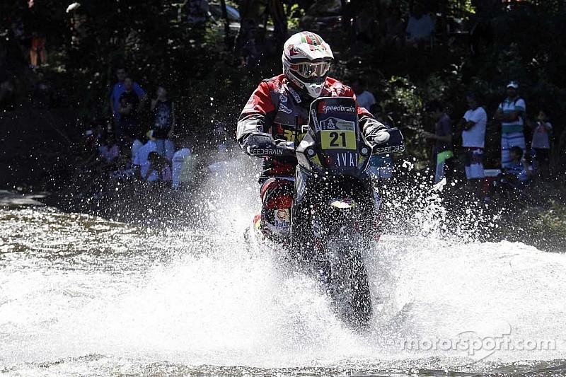 Alessandro Botturi joins Yamaha for Dakar 2015