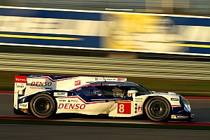 WEC Qualifying report Another pole for Toyota Racing