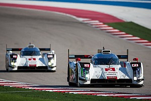 WEC Race report Audi celebrates second WEC season victory at Austin