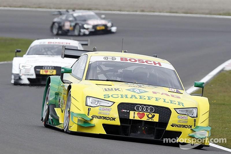 Audi shines in qualifying at Zandvoort