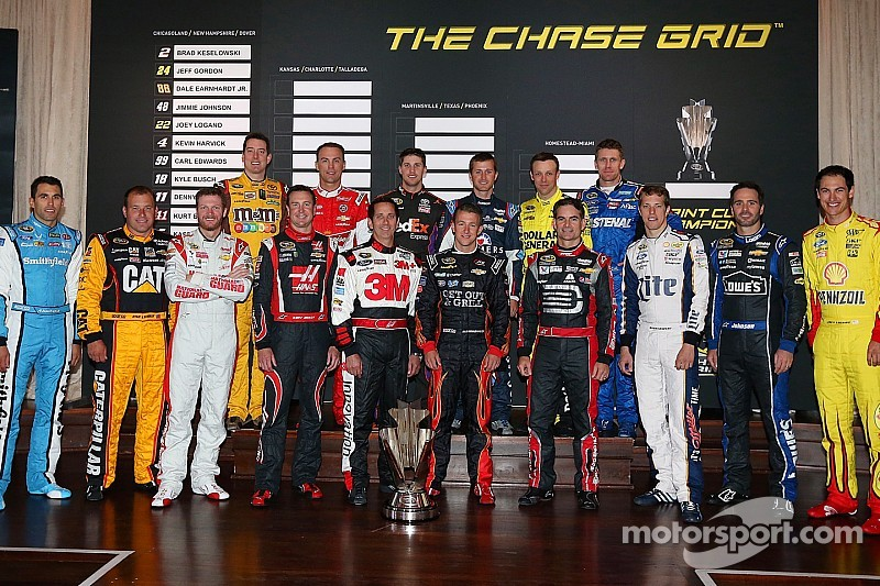 The Contenders have transferred to round two in the Chase for the Sprint Cup