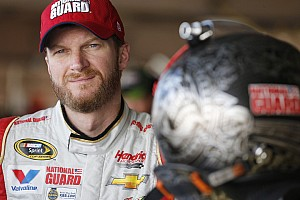 NASCAR Cup Special feature Dale Jr. as Knight Rider ... You can't miss this