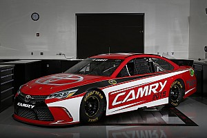 NASCAR Cup Breaking news Coming out party: The 2015 Camry is here