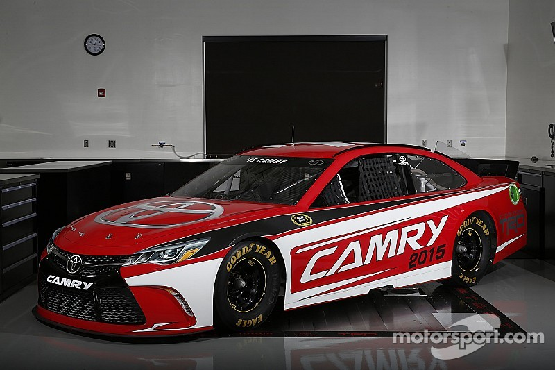 Coming out party: The 2015 Camry is here