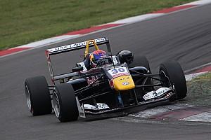 F3 Europe Qualifying report Verstappen claims first Hockenheim pole