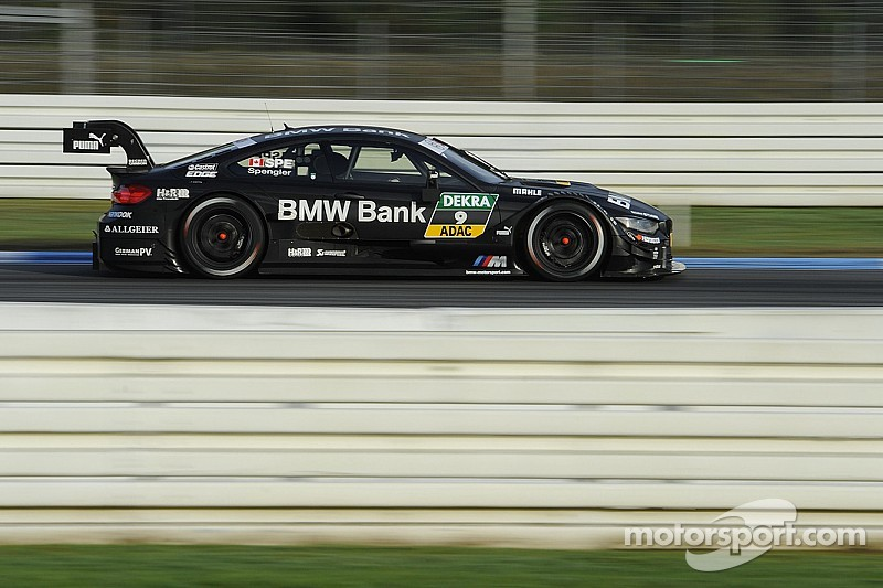 Charity work penalty for Spengler after Hockenheim collision