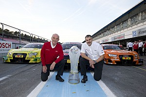 DTM Interview A word from ... Dr. Wolfgang Ullrich