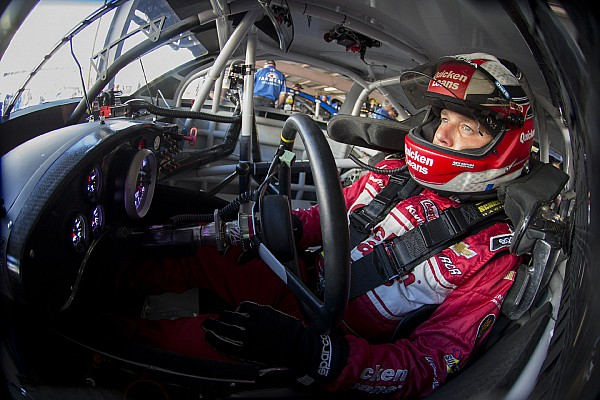 Newman turns focus entirely on the Chase