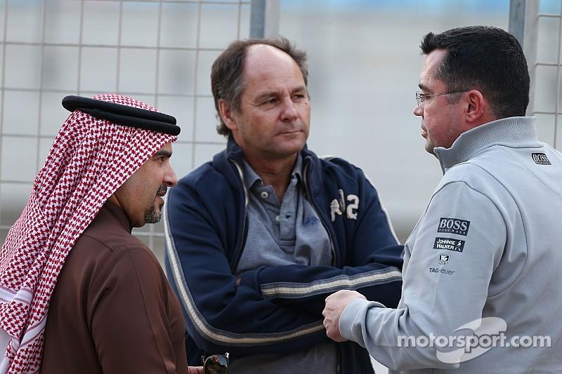 Berger rumours return to F1 headlines