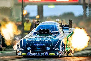 NHRA Qualifying report Crampton, J. Force, Enders-Stevens and Savoie top leaderboard after friday qualifying  at Las Vegas