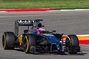 Formula 1 Qualifying report Button drop to 12th, Magnussen will start seventh on tomorrow's United States GP