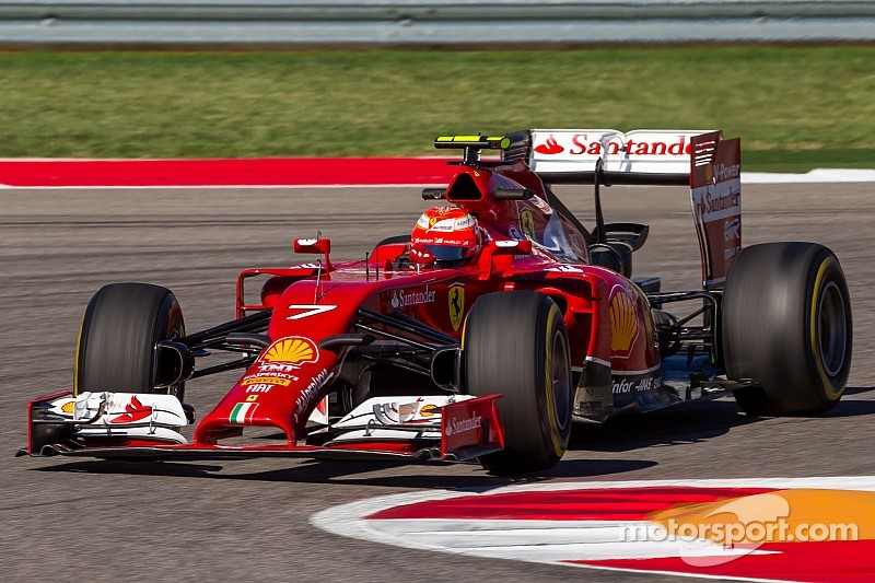 Ferrari: North America to South America
