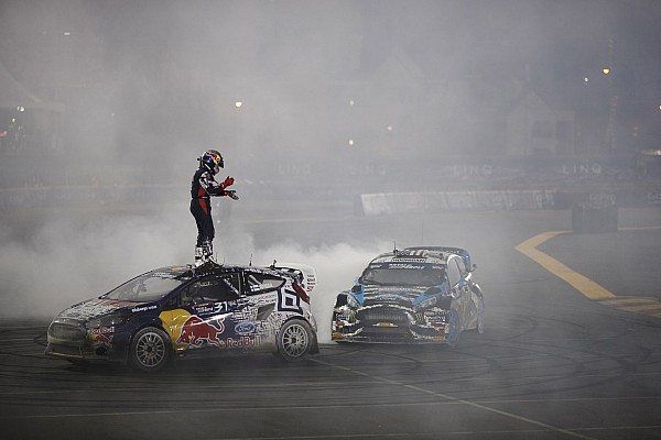 Red Bull GRC: Ken Block won the battle, but Joni Wiman won the war
