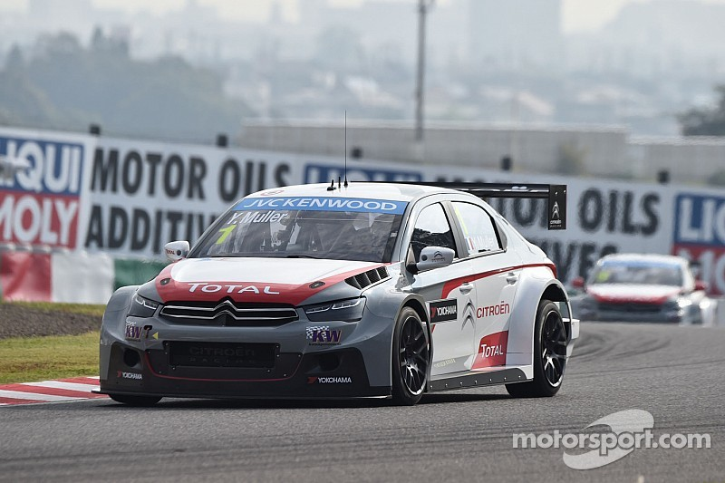 Citroën aims to finish the season in style!