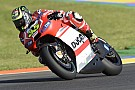 Crutchlow and Dovizioso qualify for the Valencian GP in eighth and ninth for a row 3 grid start