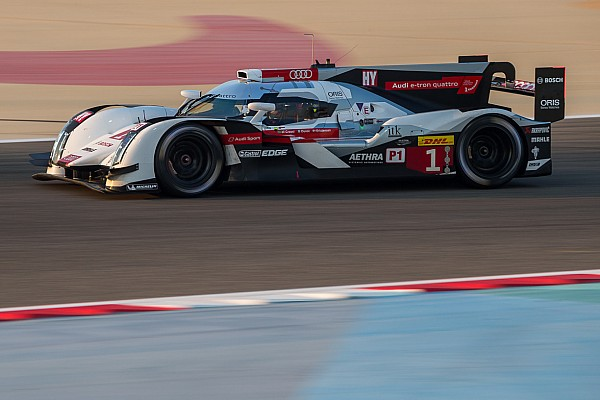 Audi continues to keep WEC title decision in manufacturers classification open in Bahrain