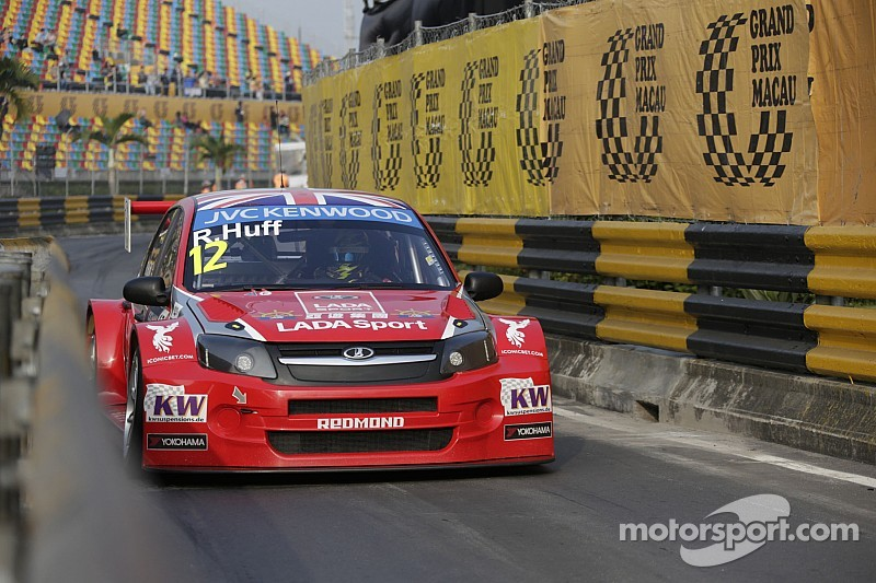 Rob Huff plays his cards right to achieve record seventh win in Macau