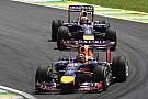 Red Bull ahead of the Abu Dhabi Grand Prix