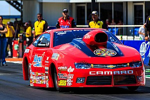 NHRA Race report Ender-Stevens, Hagan take Pro Stock and Funny Car titles with Pomona wins
