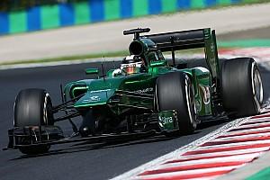 Formula 1 Breaking news Kobayashi confirmed for Caterham return in Abu Dhabi