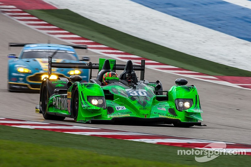 ESM confirms full-time 2015 WEC effort