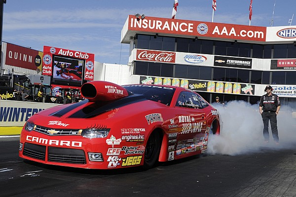 NHRA ends 2014 with a couple of nail-biting final rounds