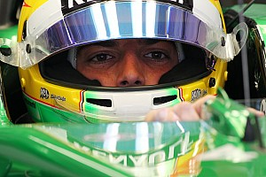 Formula 1 Breaking news Merhi in Abu Dhabi with Caterham race hopes