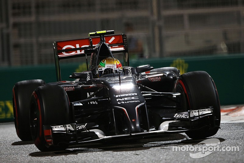 Sauber remains without points at the end of the season in Abu Dhabi