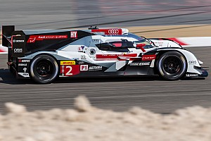 WEC Preview Audi is ready for the WEC finale in Brazil
