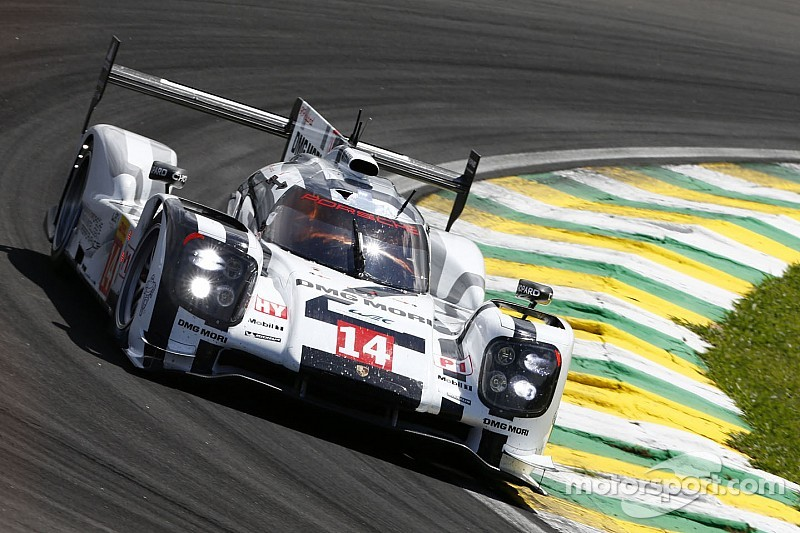 Porsche dominates Friday practice sessions in Sao Paulo