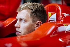 Formula 1 Breaking news Vettel on track in 2012 Ferrari