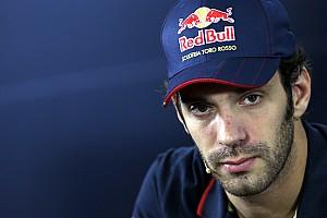 Formula 1 Breaking news Vergne in talks over Indycar move