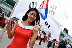 Formula 1 Breaking news Korea returns to 21-race calendar for 2015