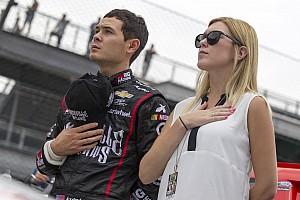 NASCAR Cup Breaking news Rookie dad