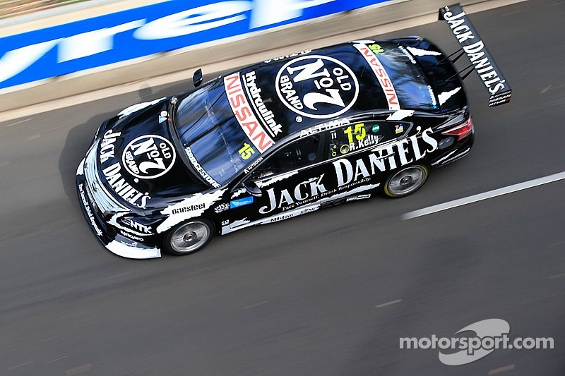 Rick Kelly takes top five result in wild Sydney street races