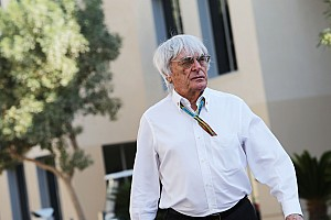 Formula 1 Breaking news New F1 boss to 'rein in' Ecclestone - report