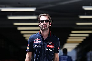 Formula 1 Breaking news Decision to oust Vergne 'difficult' - Tost