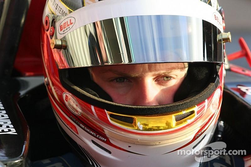 Scott Hargrove to test new Indy Lights car at PBIR