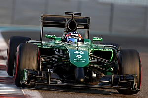 Formula 1 Breaking news Caterham survival takes another step on Monday
