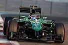 Caterham survival takes another step on Monday