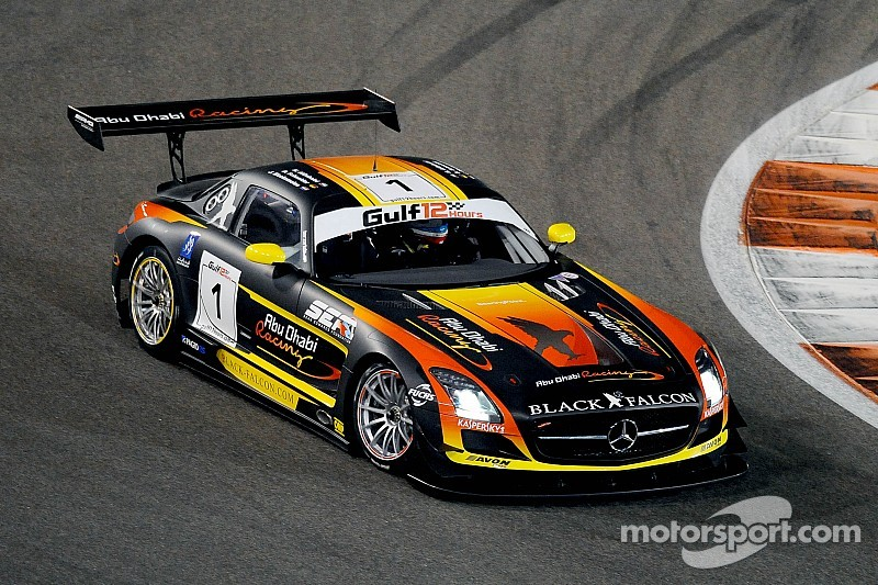 Black Falcon aims to start 2015 with a bang at Dubai 24 Hours
