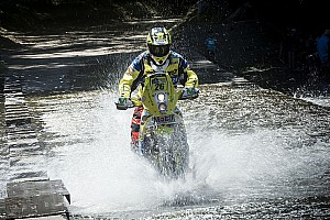 Dakar Preview Daniel Gouet: I can do better than my 8th place last year