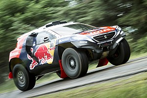 Dakar Preview Peugeot: The adventure starts now