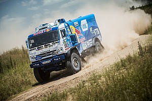 Dakar Breaking news 2015 Dakar Rally: Stage 2 results