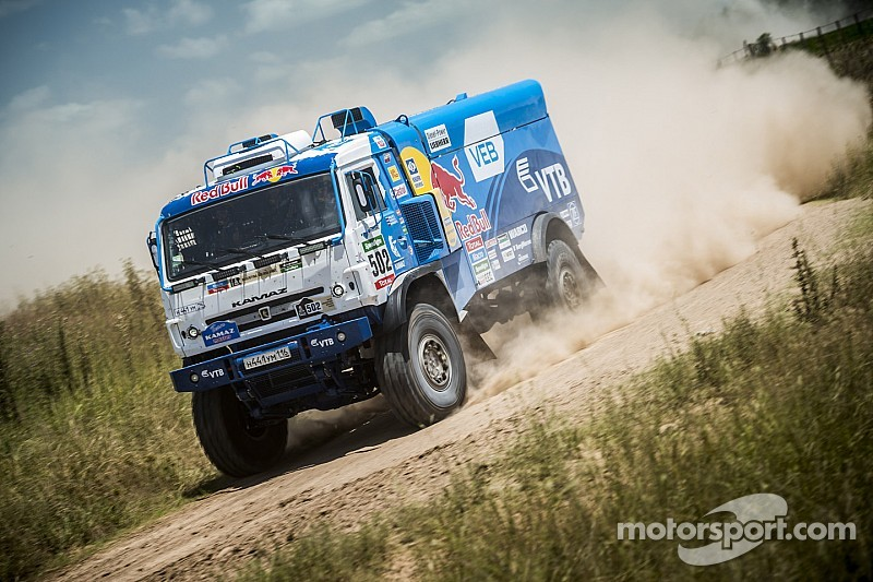 2015 Dakar Rally: Stage 2 results