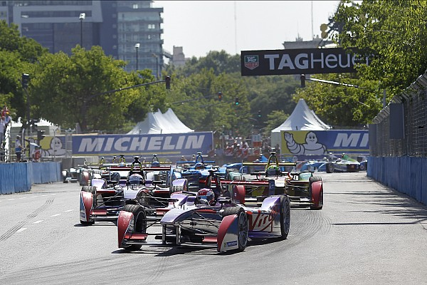 Formula E Superb spectacle at Argentinian round