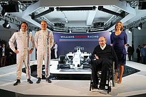 Formula 1 Breaking news Williams' next step will be harder - Symonds