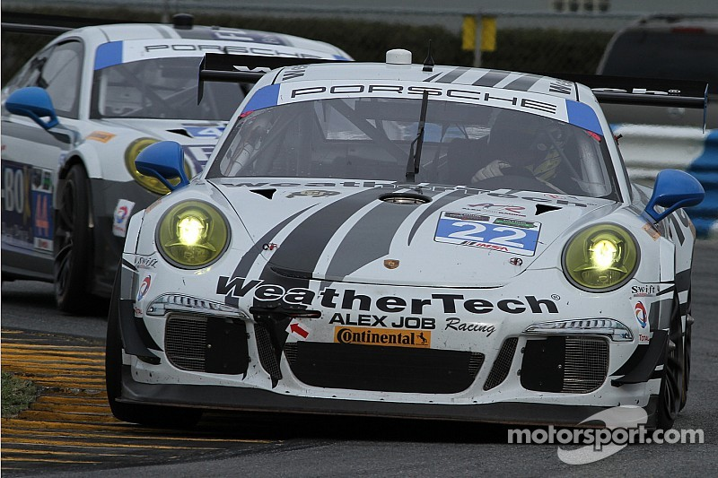 WeatherTech Racing successful Roar test weekend
