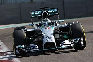 Formula 1 Breaking news Mercedes pays record fee to enter 2015 season