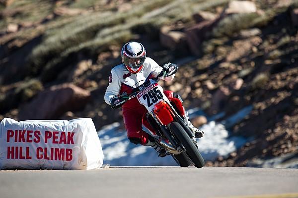 Hillclimb Honda heading back to Pikes Peak